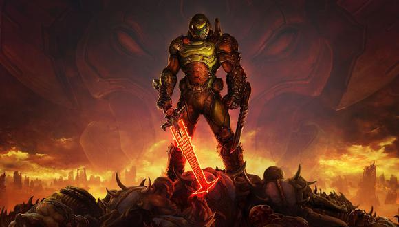 Nintendo Switch contará con Doom Eternal el 8 de diciembre en la eShop (Foto: id Software/Bethesda)