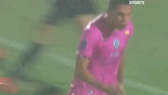 El gol de Luis León en el Independiente del Valle vs. Colón por final de Sudamericana. (DirecTV)