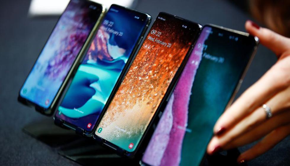 Samsung Galaxy S10   El nuevo móvil fue presentado en San Francisco (Reuters)