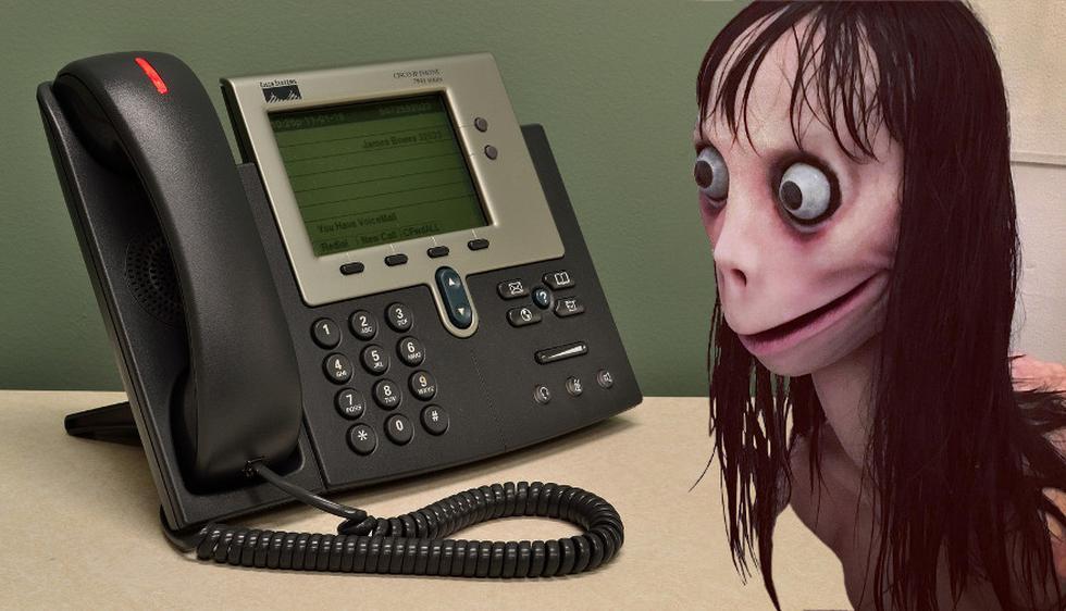 Momo de WhatsApp sería un teléfono físico de Japón (Imagen: Depor)
