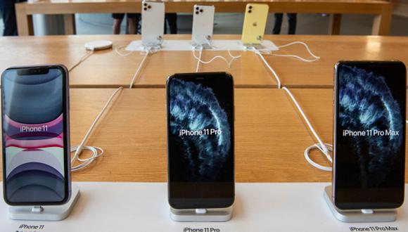 Estos tres son los IPhones más modernos. (Foto: Getty Images)