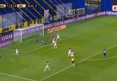 Doblete histórico: Carlos Tevez celebró por partida doble en el Boca Juniors vs. Caracas [VIDEO]