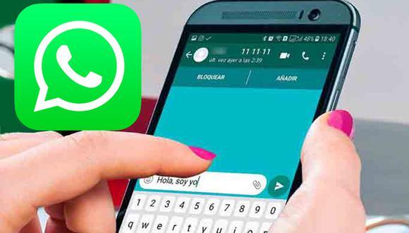 ¿Quieres enviar un documento o foto a alguien sin agregarlo a WhatsApp? Usa estos pasos ahora mismo. (Foto: Andro4all)