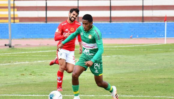 Cienciano empató 0-0 ante Sport Huancayo, por la Fecha 15 del Apertura. (Foto: Liga 1)