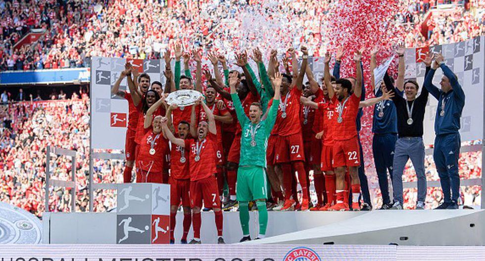 Niko Kovac confirma que seguirá como DT del Bayern Munich la próxima temporada. (Getty)