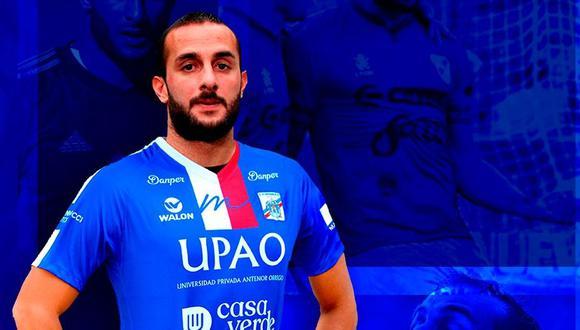 Guevgeozián jugará en Carlos A. Mannucci. (Foto: CAM)