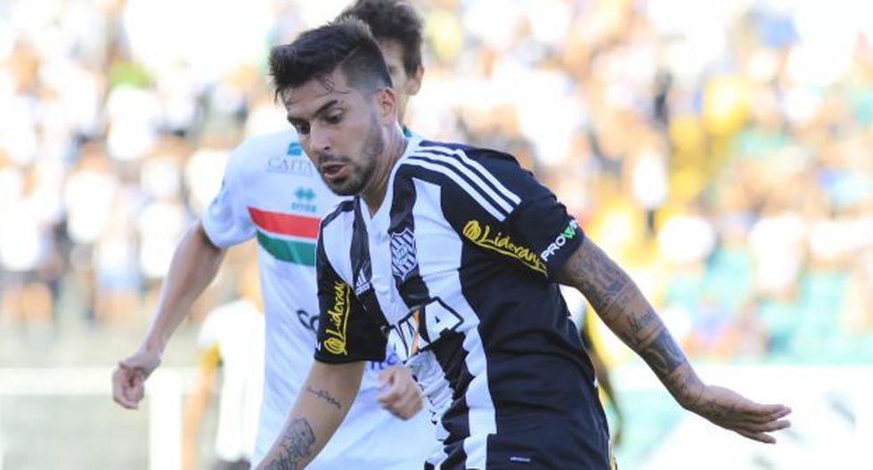 Víctor Cedrón también pasó por César Vallejo, que ascendió a Primera División. (Foto: Glooboesporte)