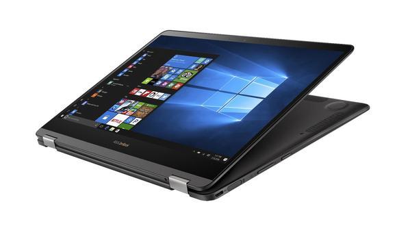 Conoce más detalles de la laptop capaz de girar en 360 grados, la Zenbook Flip S de Asus. (Foto: Asus)