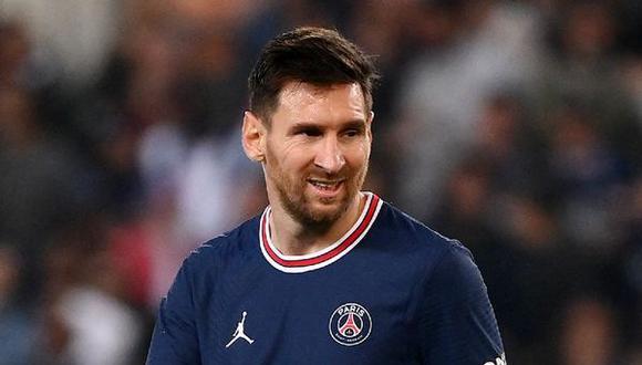 Lionel Messi no jugó los 90 minutos del partido entre PSG y Lyon. (Foto: AFP)