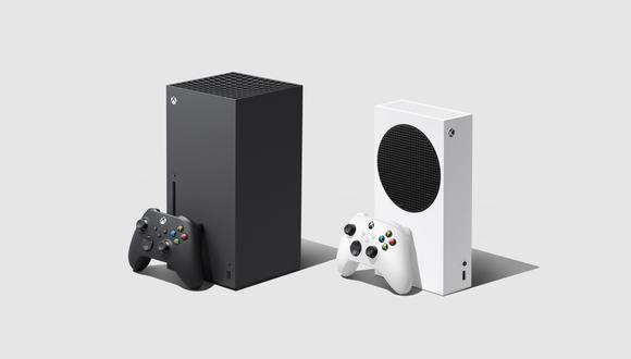 Estas son las dos consolas de Microsoft que lanzará: la Xbox Series X (izquierda) y Xbox Series S (derecha). (Difusión)
