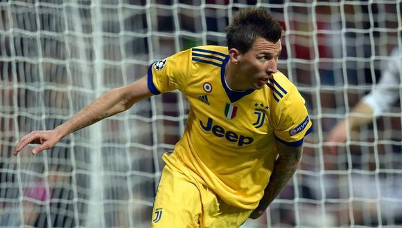 El doblete de Mandzukic para Juventus en el Bernabéu (Foto: AFP / Video: ESPN)