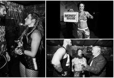 WWE desde adentro: el backstage de Money in the Bank 2019 a través de imágenes
