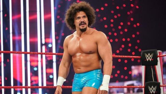 Carlito confirmó que no está trabajando en WWE. (WWE)