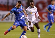 Deportivo Binacional cayó 4-0 ante Liga de Quito por la Copa Libertadores