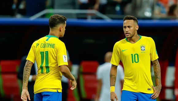 Brasil visitará a Perú en la segunda fecha de las Eliminatorias. (Getty)
