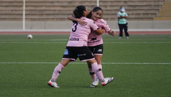 Kiana Villacorta suma un gol en la Liga Femenina con Sport Boys. (FOTO: Liga Femenina)