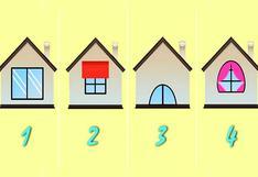 Observa la imagen, dinos cuál es tu casa favorita y descubrirás detalles de tu personalidad