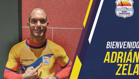 Zela jugará en la Liga 2. (Foto: Sport Chavelines)