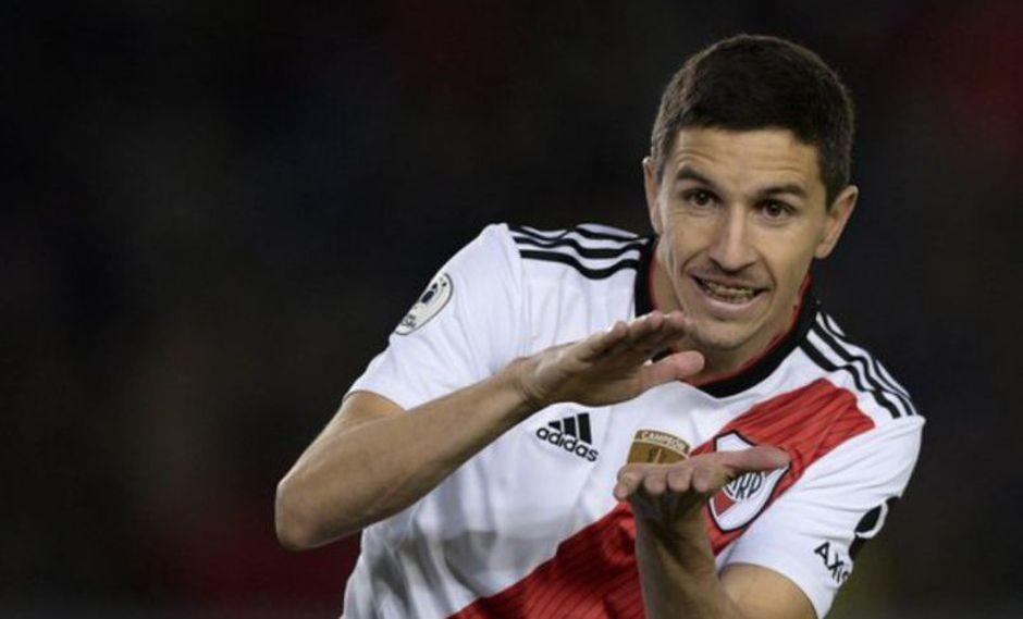 Nacho Fernández marcó el 1-0 de River ante Cerro por Copa Libertadores 2019. (Video: FOX Sports)