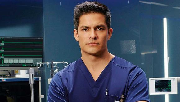 """El Dr. Malendez seguirá apareciendo en la cuarta temporada de """"The Good Doctor"""" (Foto: ABC)"""
