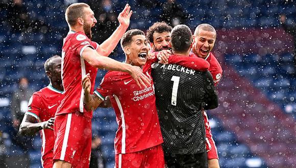 Liverpool cuenta en su plantilla con los brasileños Alisson, Firmino y Fabinho. (Getty)