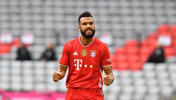 Choupo-Moting llegó a Bayern Munich esta temporada procedente del PSG. (Foto: AFP)
