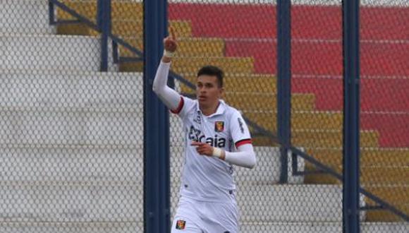 Cantolao y Melgar se midieron Iván Elías Moreno por la Liga 1. (Foto: Liga 1)