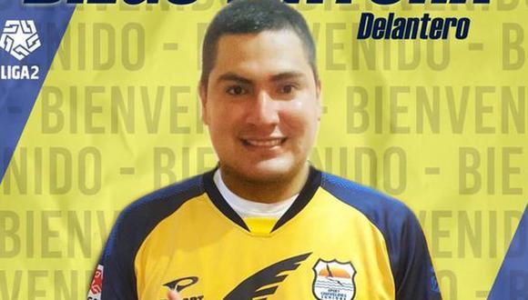 Mayora es nuevo refuerzo de Sport Chavelines (Foto: Facebook)