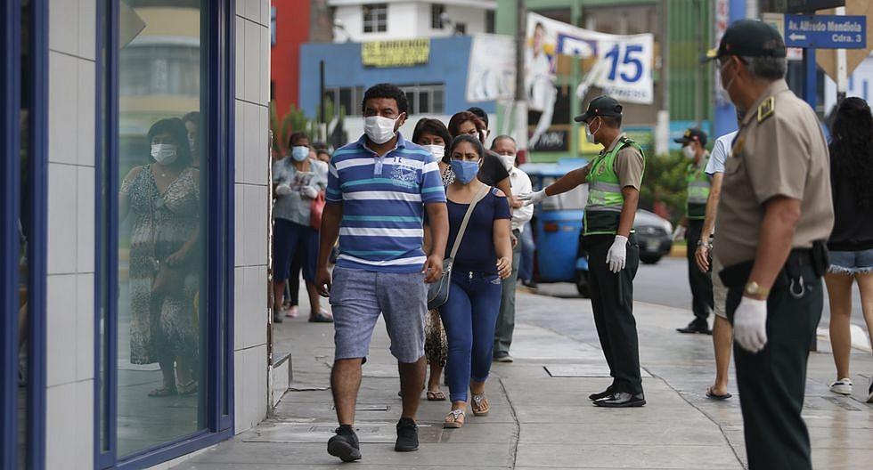 Últimas noticias y breaking news del coronavirus en Perú. (Foto: GEC)