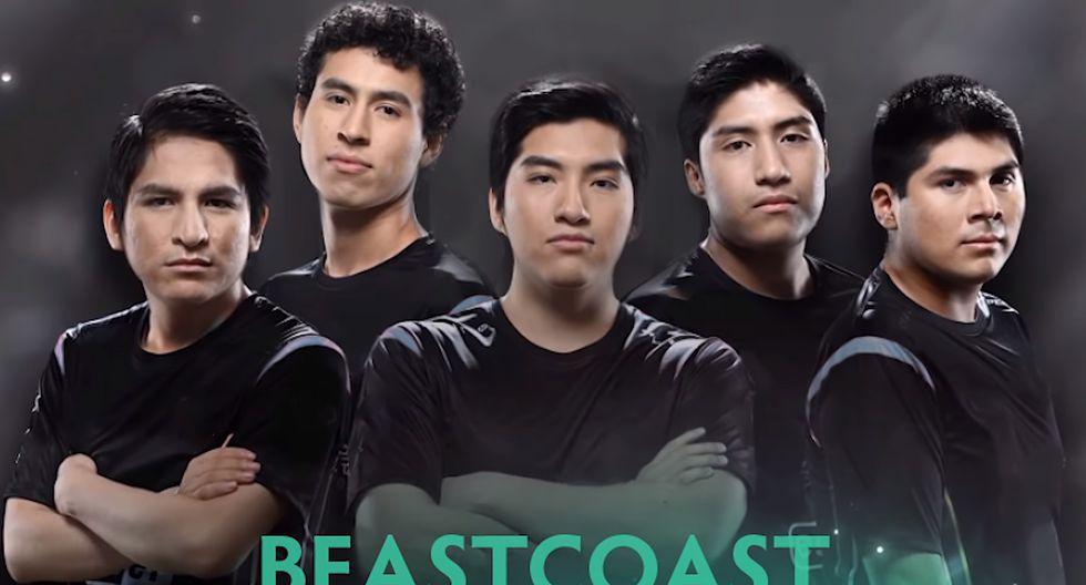 Beastcoast es un equipo con base en Estados Unidos. (Foto: Valve)