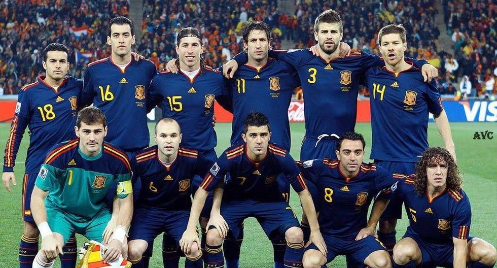 ¿Qué es de la vida de los campeones con España del Mundial 2010?