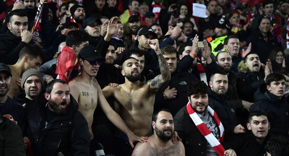 Liverpool reportó sus primeros casos de Coronavirus tras partido ante Atlético de Madrid por Champions League. (Foto: AFP)