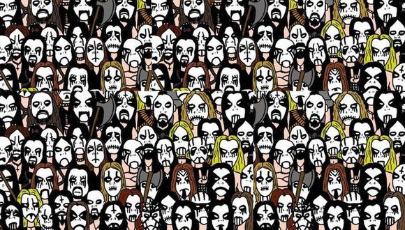 Tienes 20 segundos para hallar al panda escondido en este divertido reto viral de Internet.