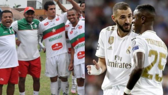 Real Madrid fue invitado a Brasil (Foto: Agencias)