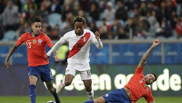 Perú enfrentará a Chile en octubre por las Eliminatorias Qatar 2022. (Foto: EFE)