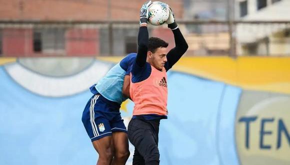 Alejandro Duarte habló sobre su llegada a Sporting Cristal. (Foto: Sporting Cristal)