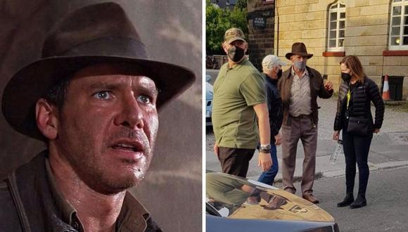 """Harrison Ford volverá a darle vida al arqueólogo en """"Indiana Jones 5"""", pero aún no se conoce cuándo se estrenará . (Foto: Lucasfilm / Twitter @IndianaJones_ch )"""