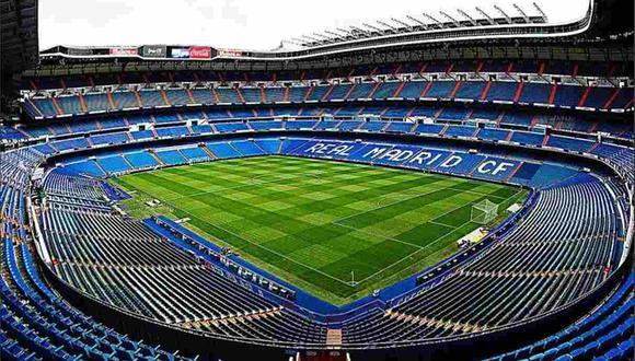 Real Madrid espera jugar esta temporada en el nuevo Santiago Bernabéu. (Foto: AFP)