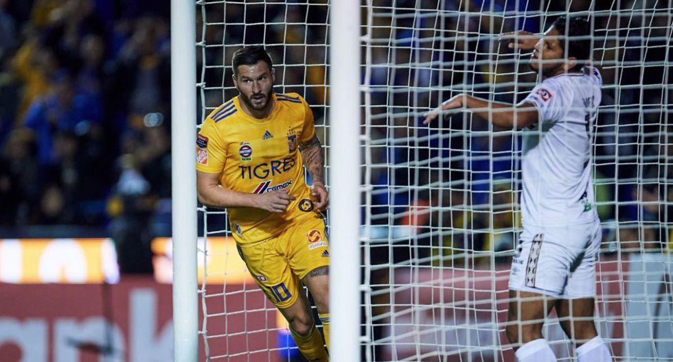 Tigres goleó a Pumas por el Clausura 2020 Liga MX en el Estadio Universitario.