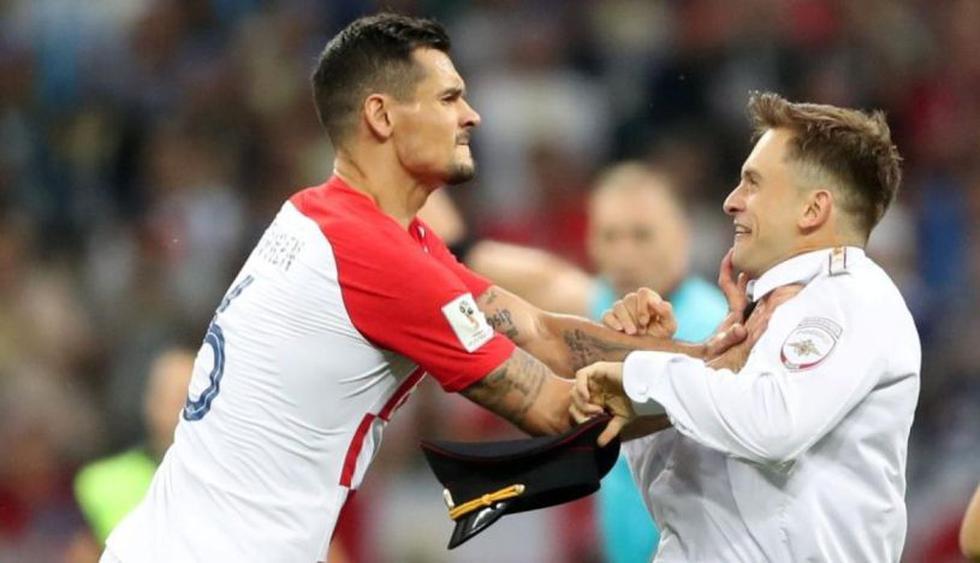 ¿Quiénes fueron los que ingresaron al campo durante el partido de Francia vs. Croacia? (Foto: Reuters)