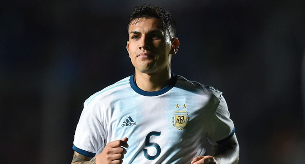 Leandro Paredes - Argentina (Getty)