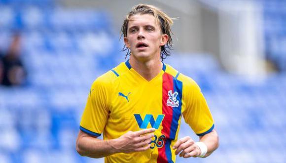 Conor Gallagher actualmente milita en el Crystal Palace de la Premier League. (Foto: Getty)
