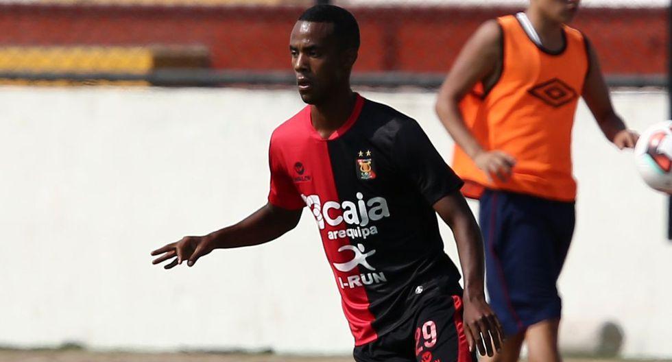Lateral Izquierdo: Nilson Loyola (FBC Melgar). Ricardo Gareca lo convocó en 2018. Debut en Selección Peruana: 2016. (Foto: Eddy Lozano)