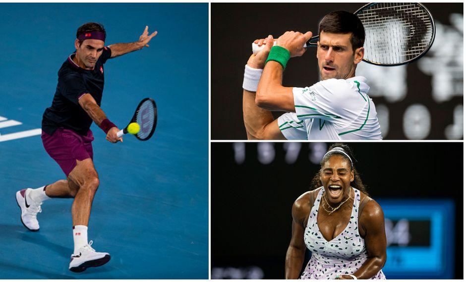 Australian Open 2020: conoce los resultados de la segunda ronda del Grand Slam. (Getty Images)