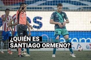 Esta es la trayectoria de Santiago Ormeño, el delantero peruano que brilla en Puebla FC