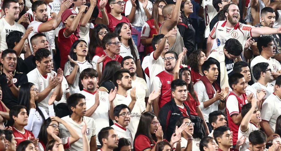 Universitario y Sporting Cristal contará con casa llena. (Foto: GEC)