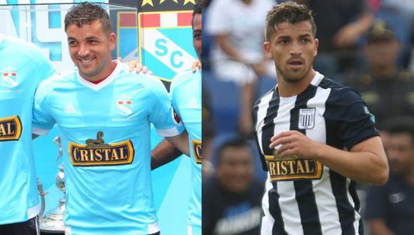 Gabriel Costa llegó al fútbol peruano a través de Alianza Lima. (USI)