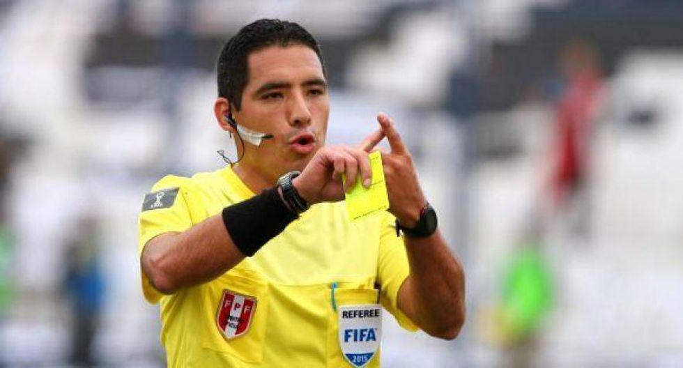 Haro será el encargado del VAR en la final de la Recopa Sudamericana. (Foto: GEC)
