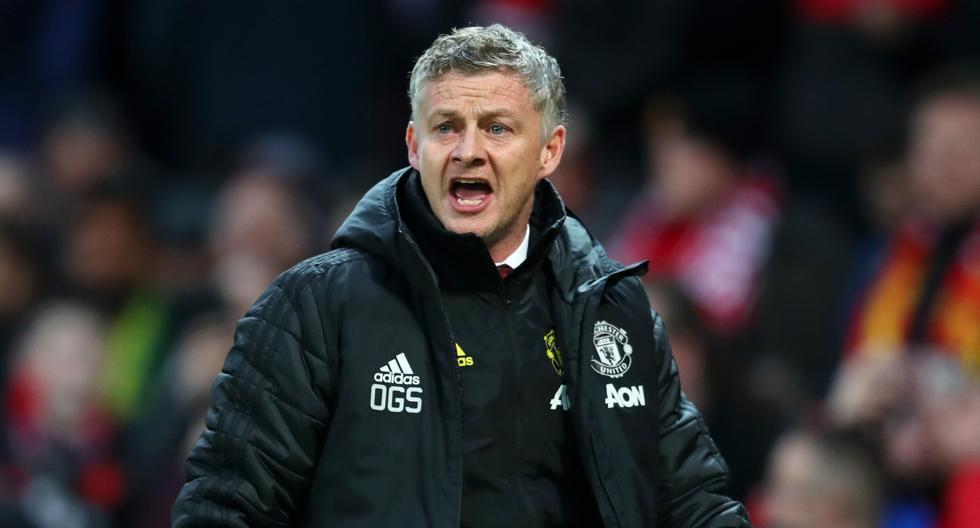 Ole Gunnar Solskjær - DT del Manchester United. (Fotos: Getty)