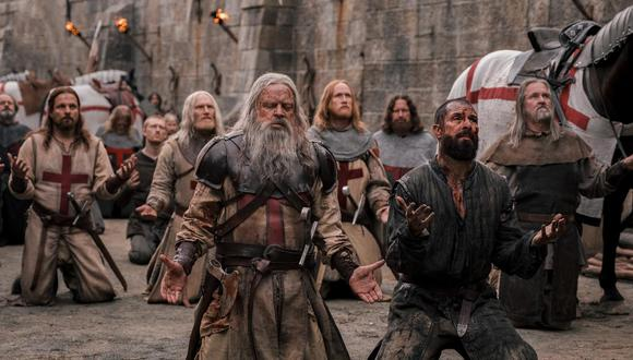 """""""Knightfall"""" fue cancelada (Foto: History)"""